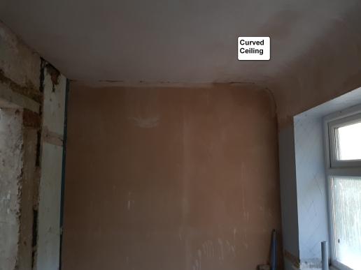 Ceiling curve